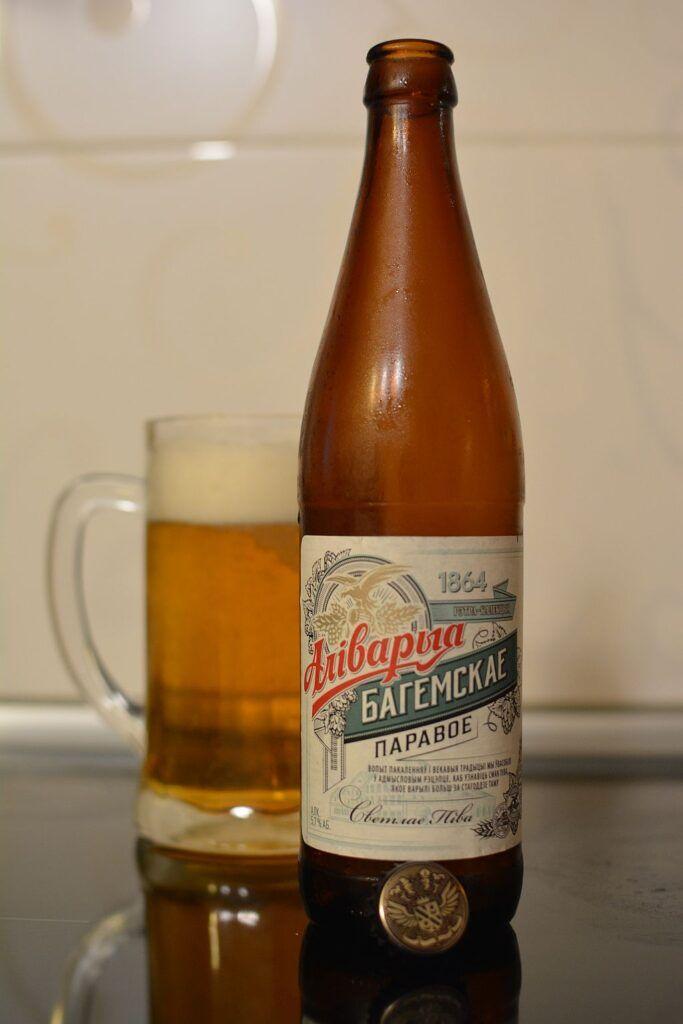 Пиво Аливария Багемскае Паравое