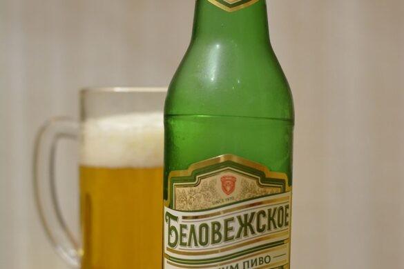Пиво Беловежское премиум