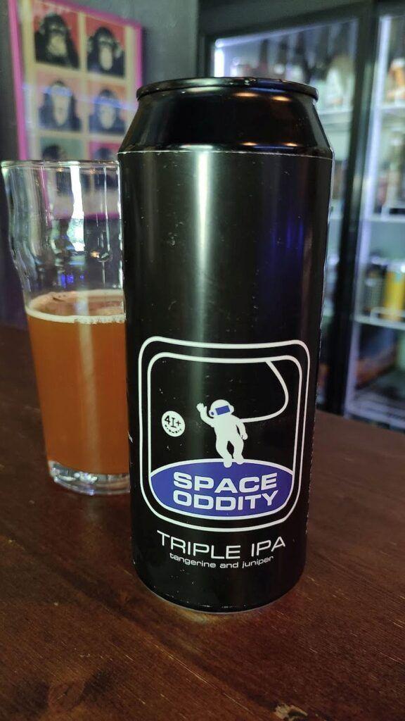 Пиво от 4IT 6r3w3ry. Space oddity