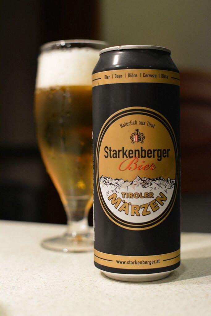 Пиво Starkenberger Tiroler Märzen