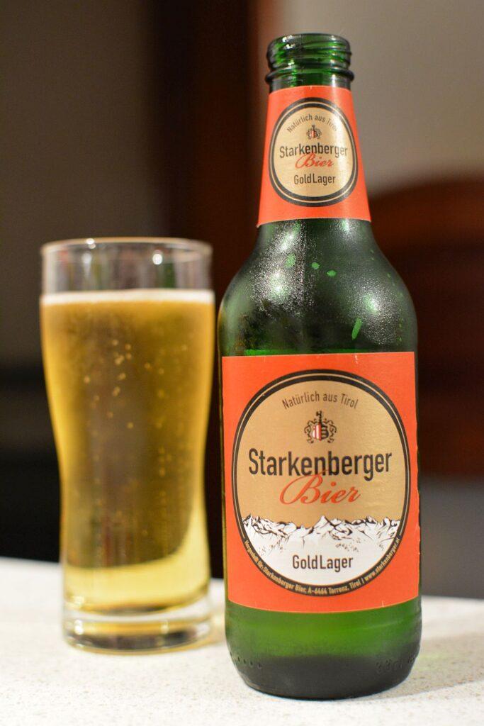 Пиво Starkenberger Gold Lager