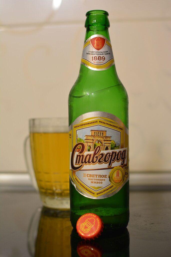 Пиво Stavgorod (Ставгород)
