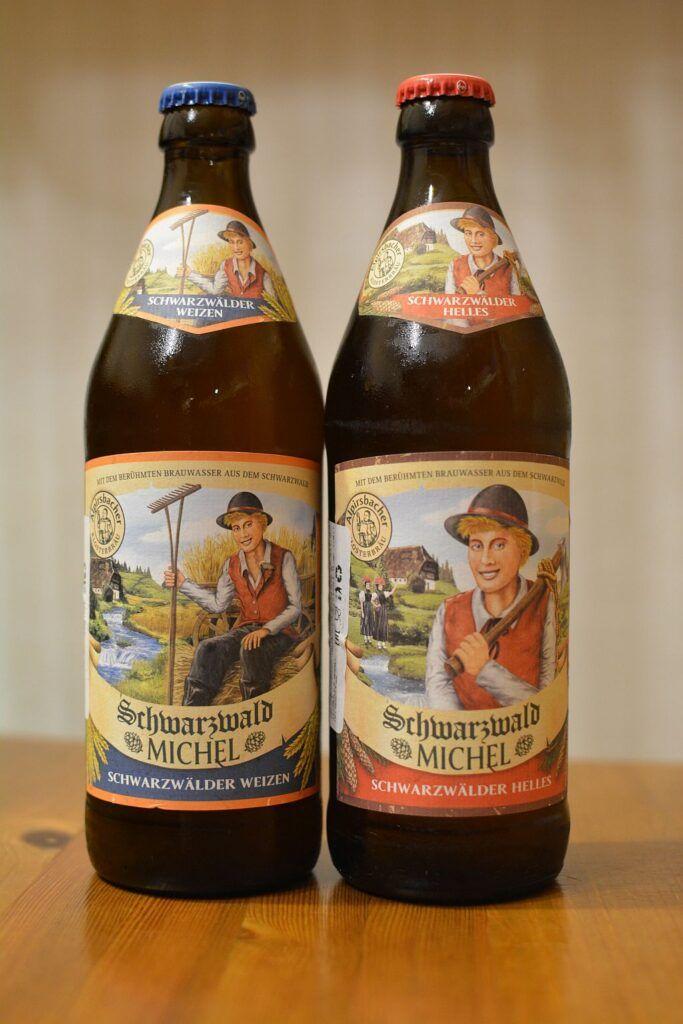 Пиво Schwarzwald Michel