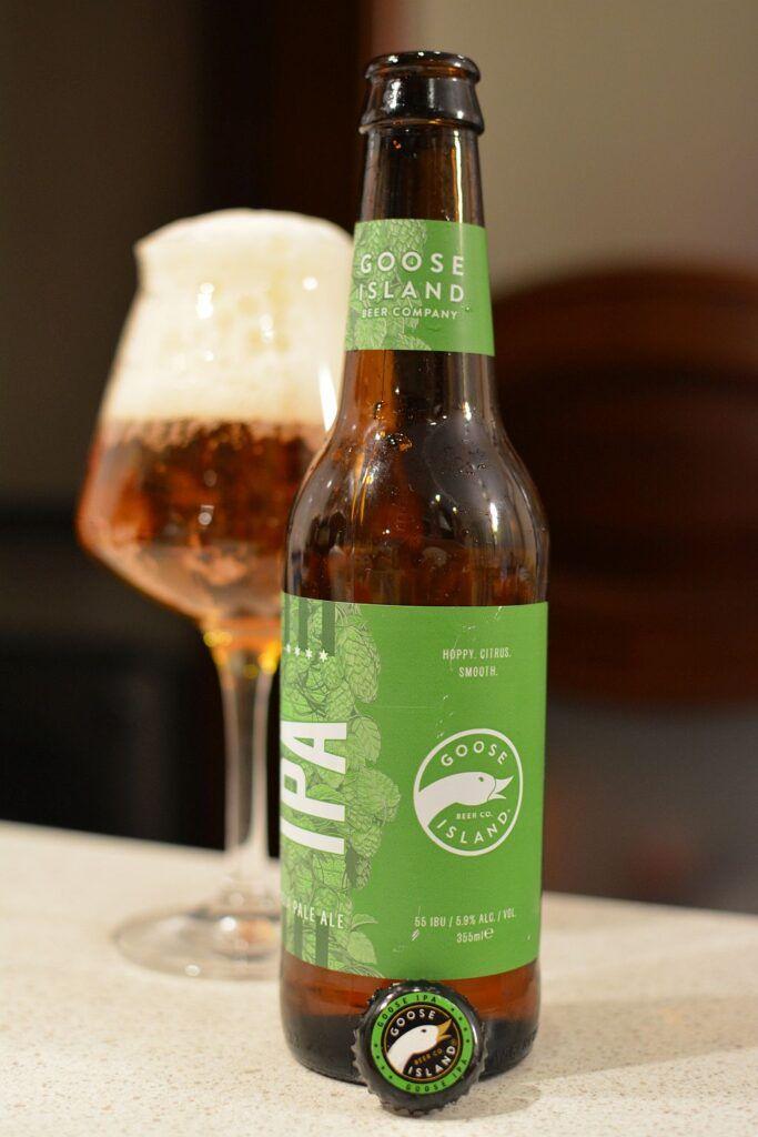 Пиво Goose Island IPA