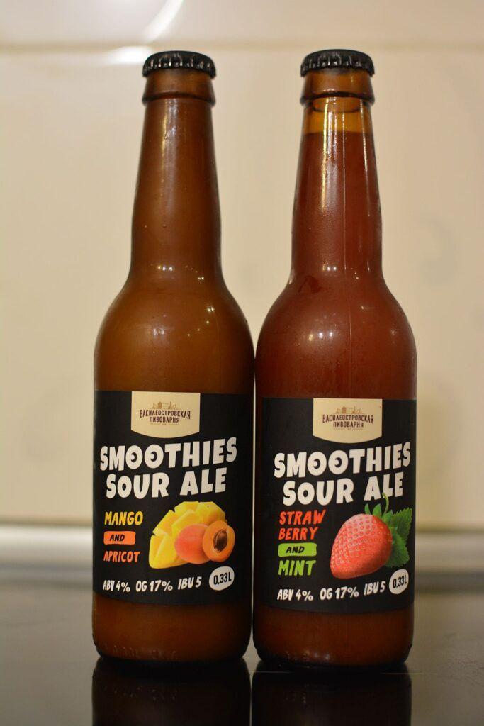 Smoothies sour ale от Василеостровской