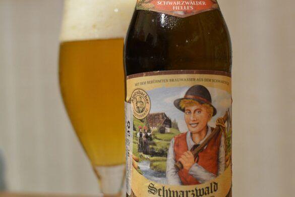 Пиво Schwarzwald Michel helles