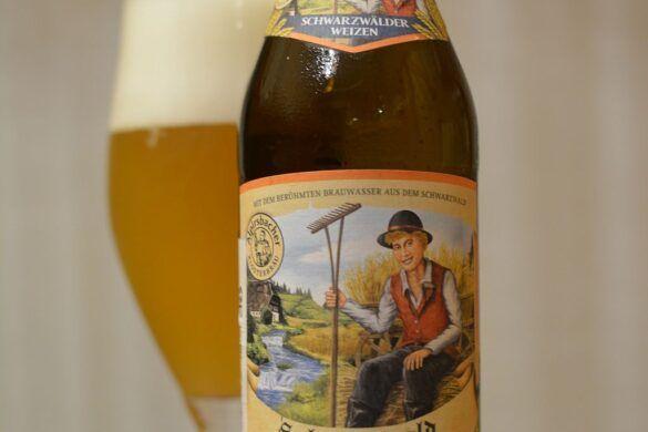 Пиво Schwarzwald Michel Weizen