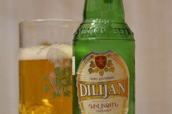 Пиво Dilijan #3