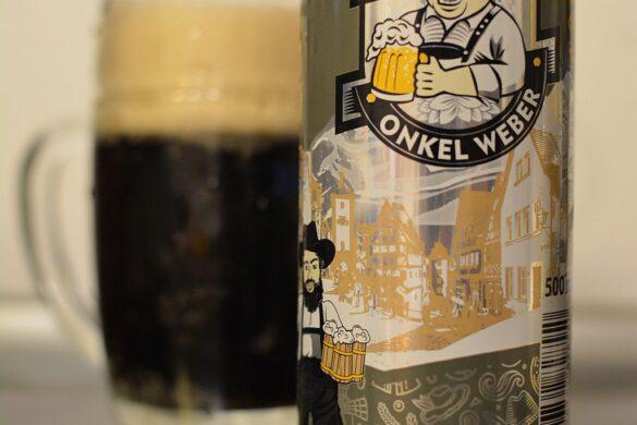 Пиво Onkel Weber Bayerisch Schwarzbier
