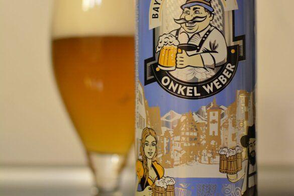 Пиво Onkel Weber Bayerisch Weißbier
