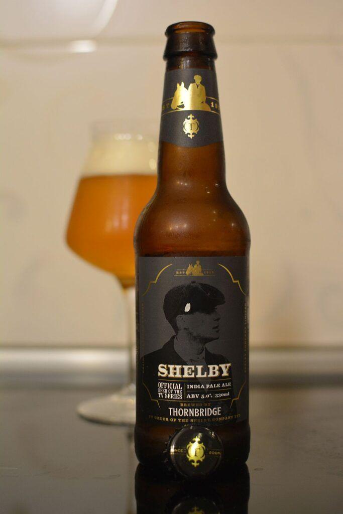 Shelby - пиво для Острых Козырьков