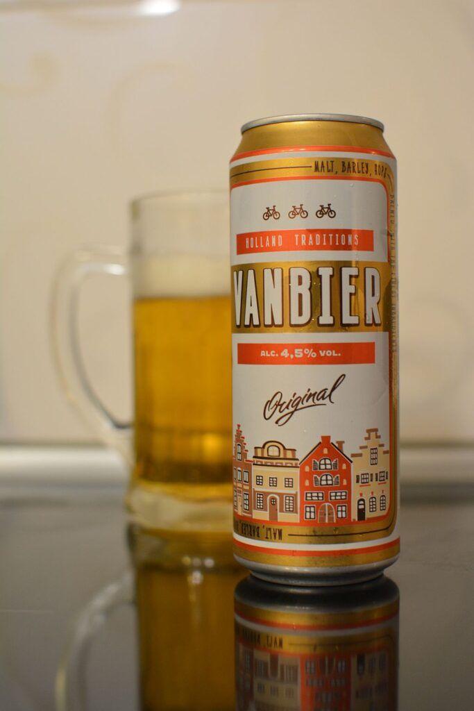 Пиво Vanbier
