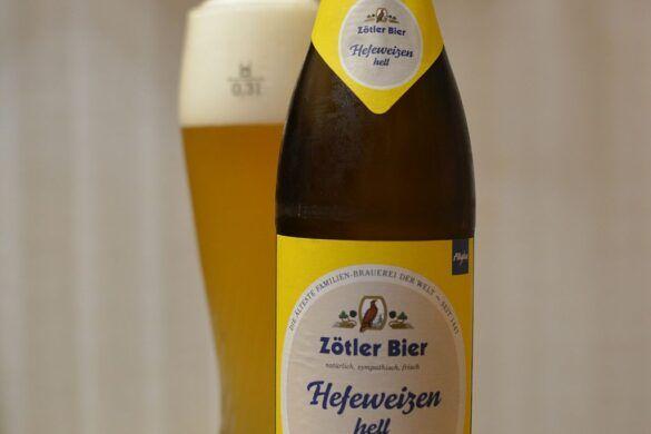 Пиво Zötler Hefeweizen Hell
