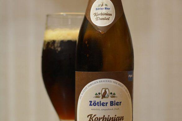 Пиво Zötler Korbinian Dunkel