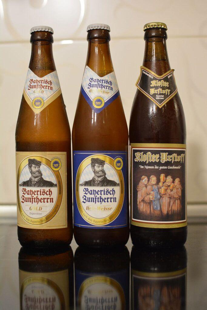 Пиво Bayerisch Zunftherrn