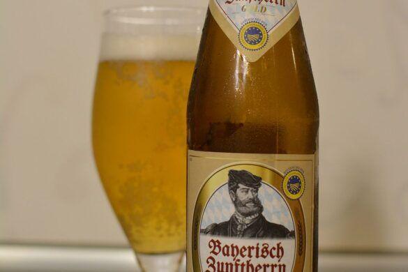 Пиво Bayerisch Zunftherrn Gold