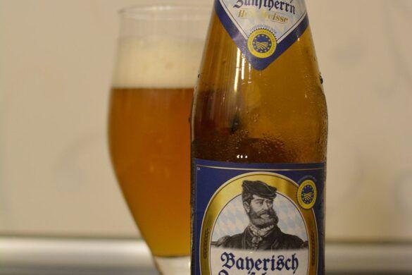 Пиво Bayerisch Zunftherrn Hefe Weisse