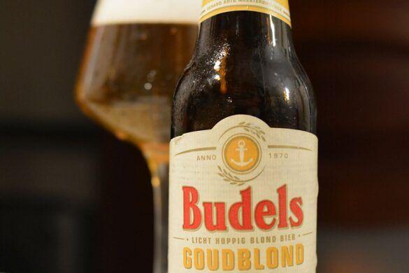 Пиво Budels Goudblond