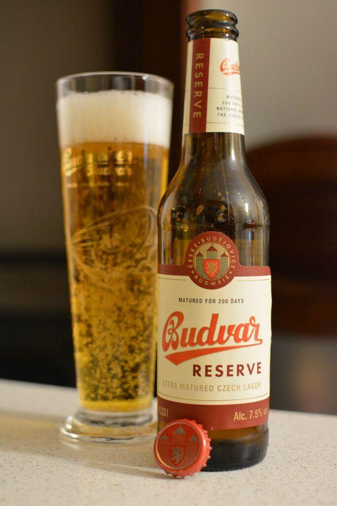 Пиво Budvar Reserve