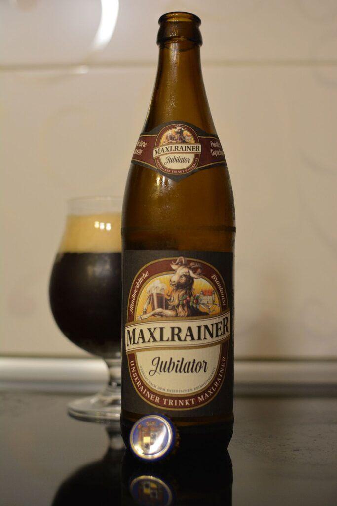 Maxlrainer Jubilator beer