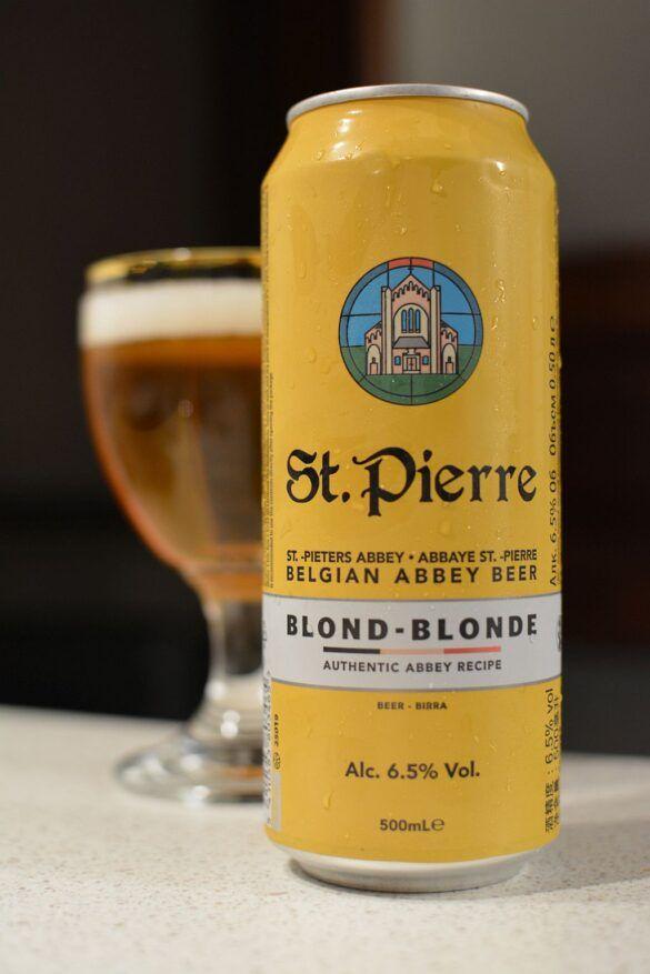 Пиво St.Pierre Blond