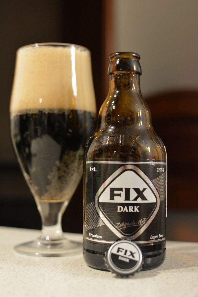 Пиво Fix Dark от Olympic Brewery