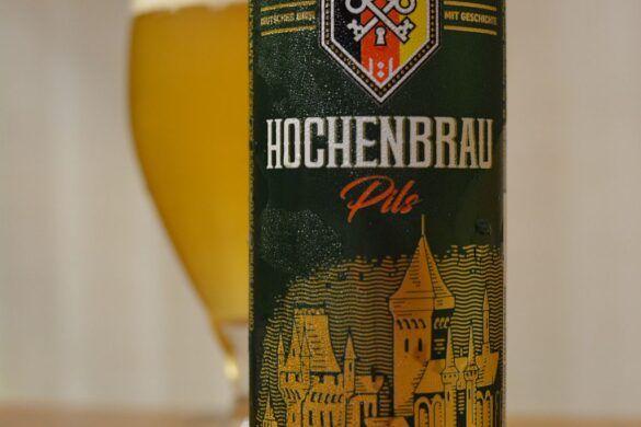Hochenbrau Pils beer