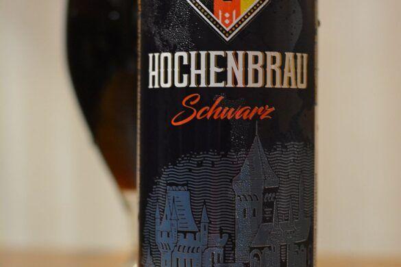 Hochenbrau Schwarz beer