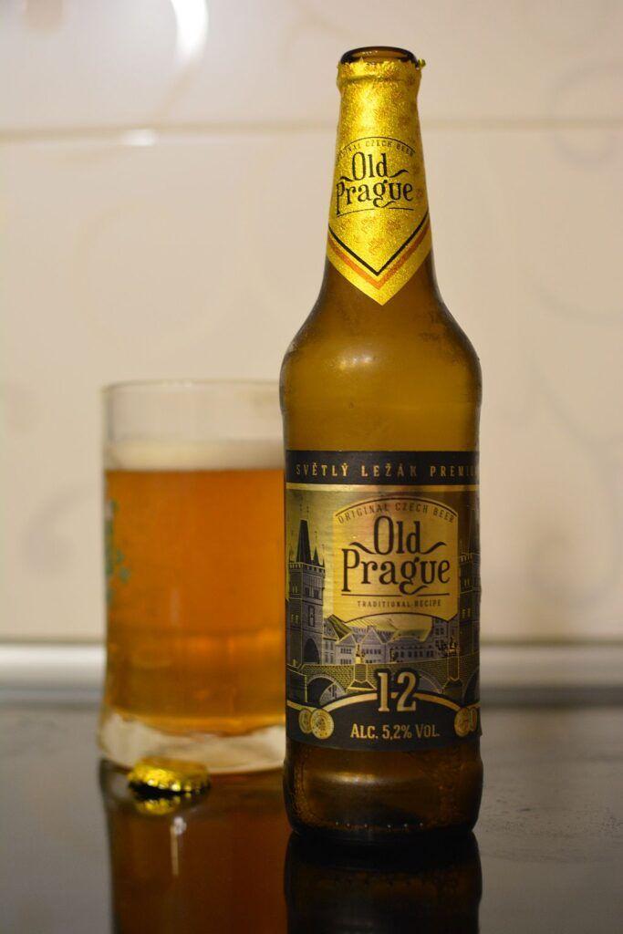 Old Prague 12 Beer