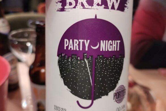 Пиво Papa Brew Party Night