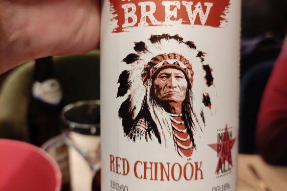 Пиво Red Chinook