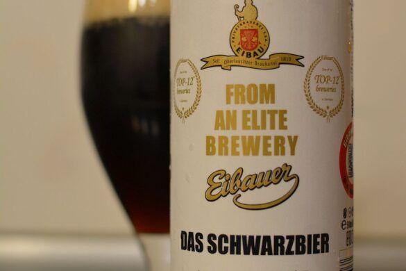From An Elite Brewery Schwarzbier Beer