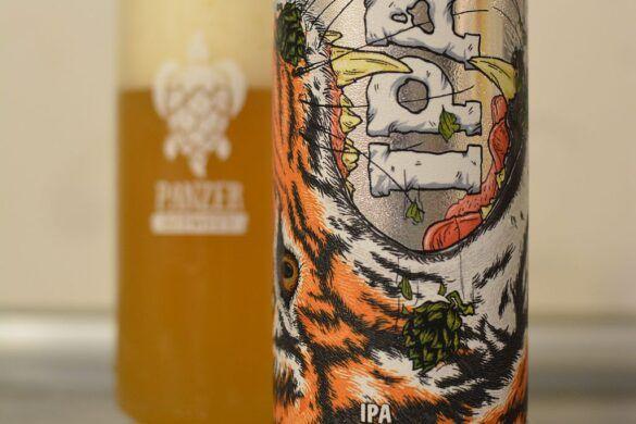 Panzer IPA beer