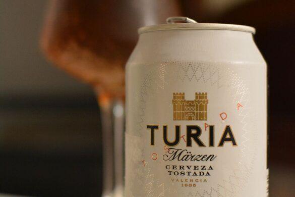 Turia Damm Beer