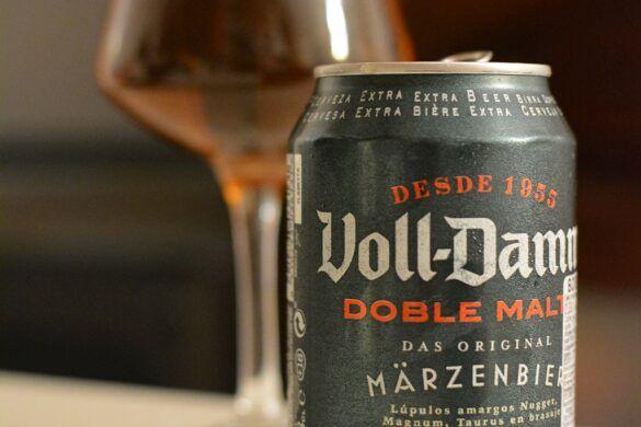 Voll-Damm Beer